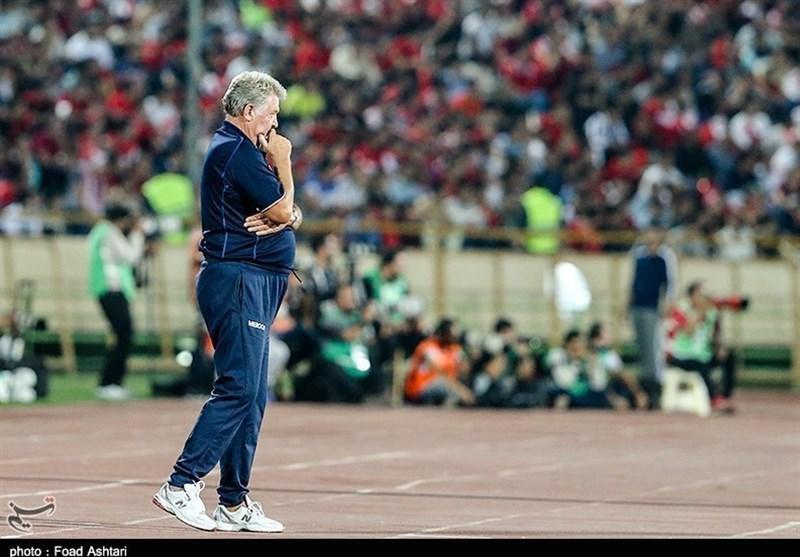تبریز، توشاک: تمام امیدواری ما به بازی فردا و پیروزی در آن است، شاید می خواهید مربی تراکتورسازی عوض گردد؟!