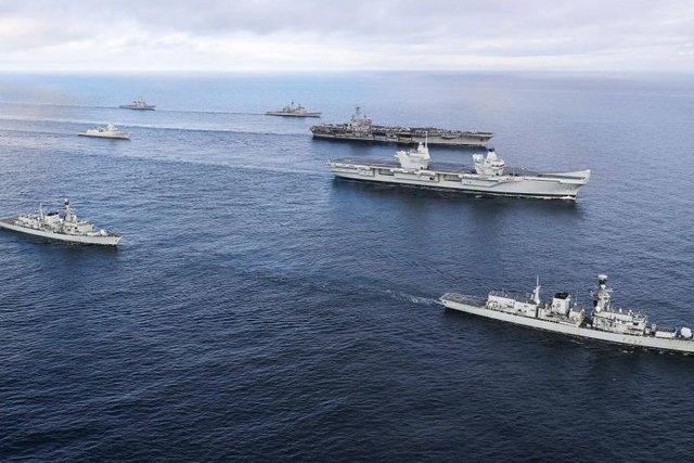 ناتو و ترکیه رزمایش دریایی مشترک برگزار می نمایند