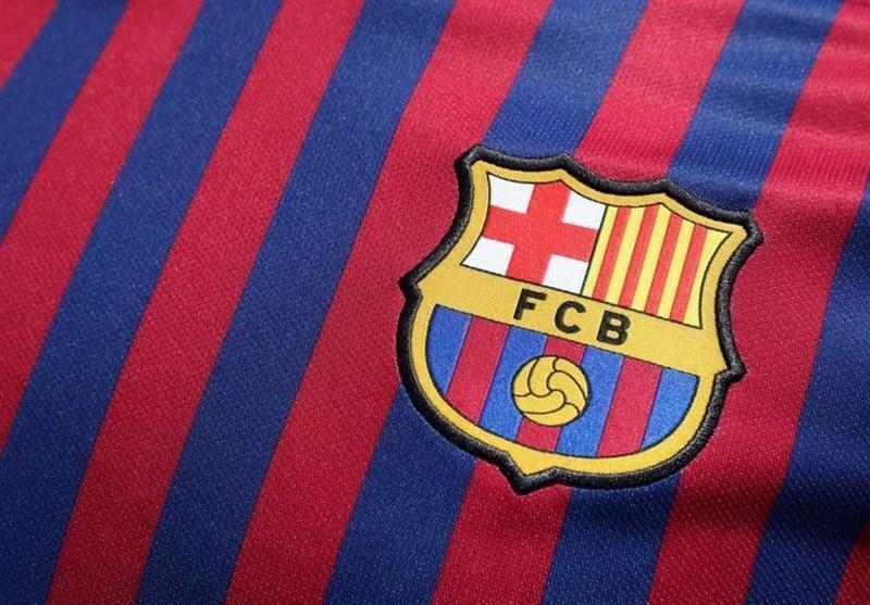 رونمایی از لوگوی احتمالی فصل آینده باشگاه بارسلونا