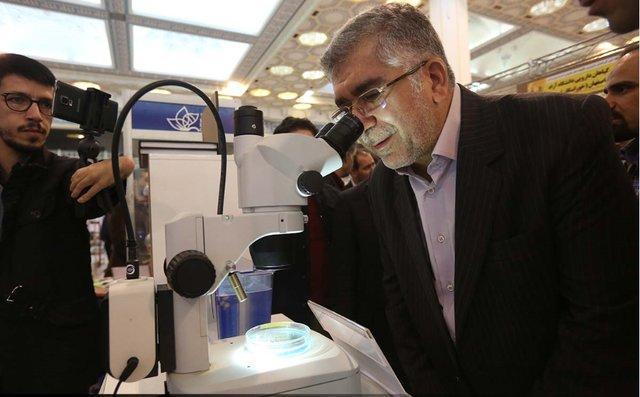 رئیس جهادانشگاهی از صنایع اسفراین بازدید کرد