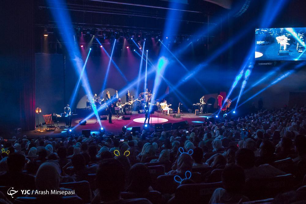 برج میلاد؛ میزبان کنسرت های پاپ در جشنواره موسیقی فجر