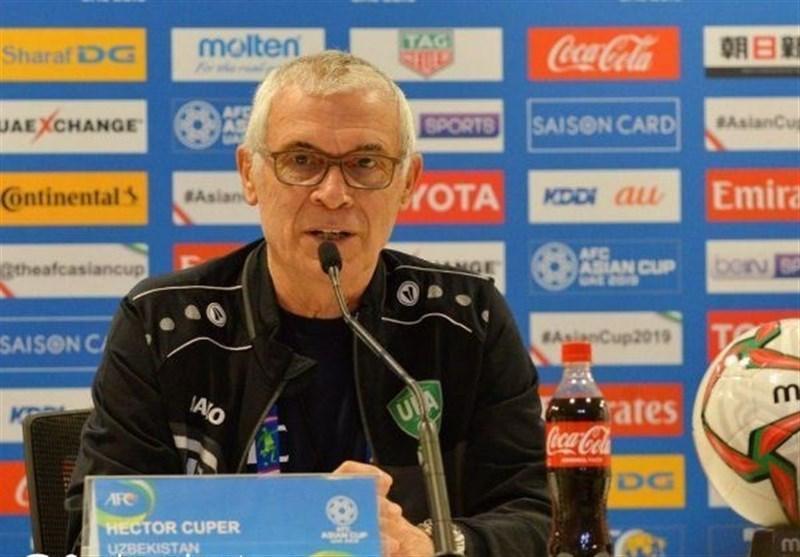 سرمربی ازبکستان: هر تیمی می تواند در جام ملت های آسیا غیر منتظره باشد