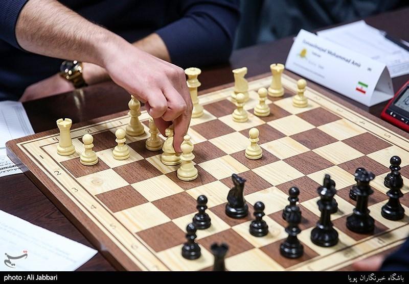 شطرنج جام ستارگان، پیروزی تیم منتخب ایران در دور آخر، صعود فیروزجا به رتبه 97 جهان