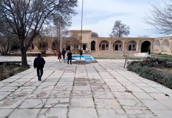 کاروانسرای تاریخی صفاشهر برای اولین بار، در نوروز 98 بازگشایی شد