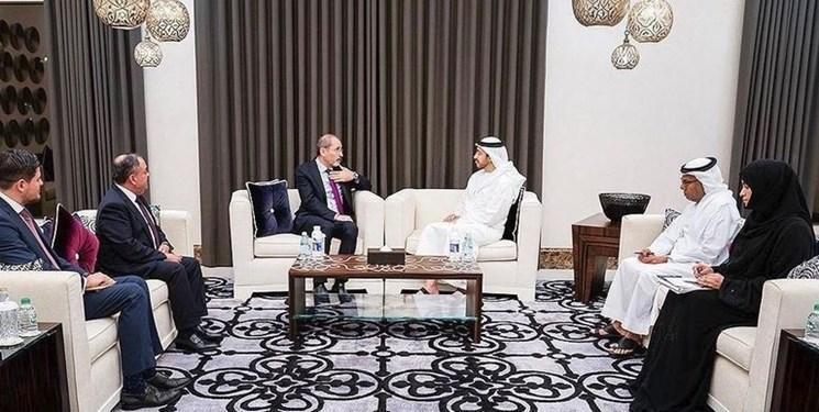 تأکید اردن بر حمایت از امارات برای مقابله با تهدیدات