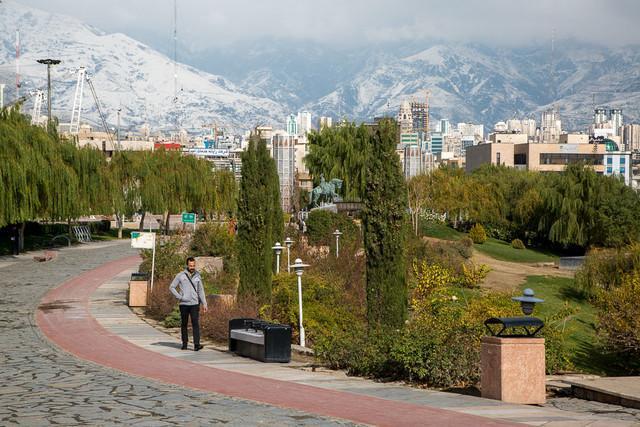 31 روز تنفس مطلوب در تهران طی اردیبهشت