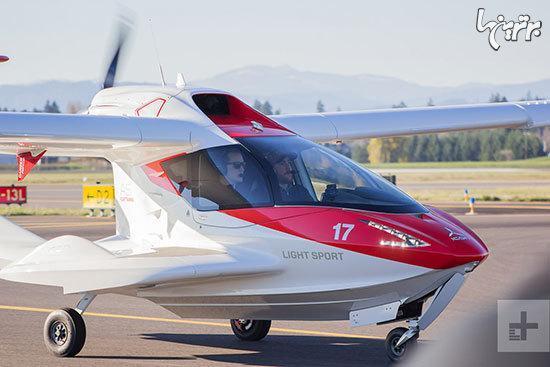 هواپیمای پیشرفته ای که هرکسی می تواند با آن پرواز کند