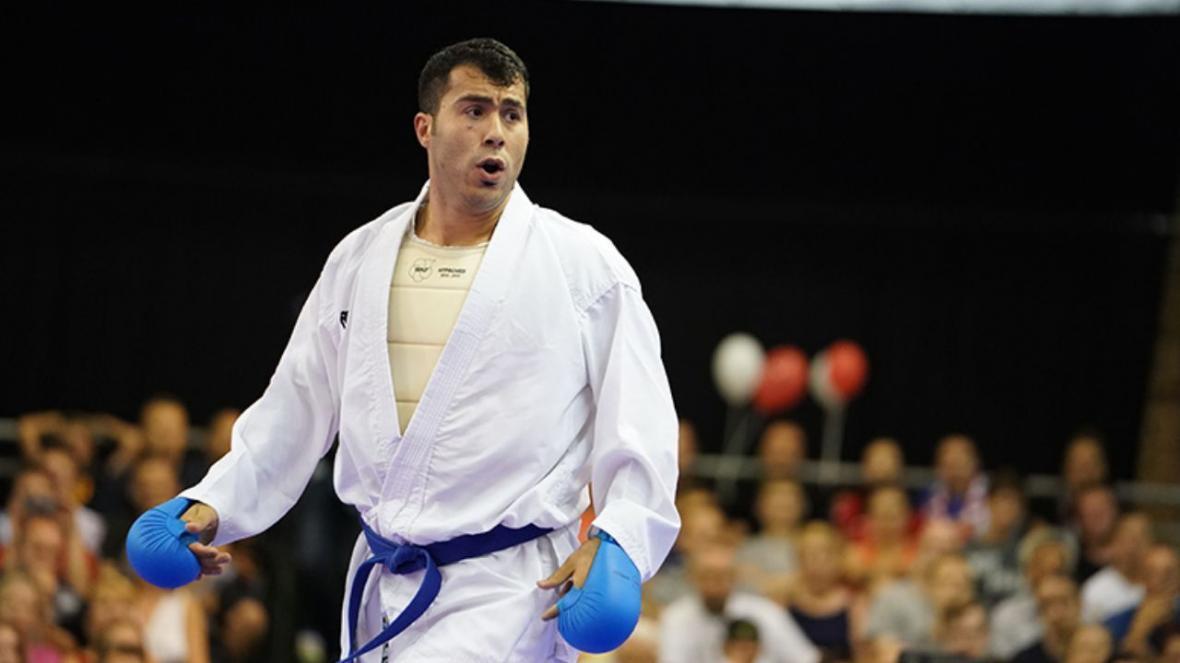 خبرنگاران گنج زاده از رسیدن به فینال لیگ جهانی کاراته بازماند