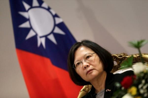 رئیس تایوان در ماه جاری میلادی از آمریکا دیدار می کند
