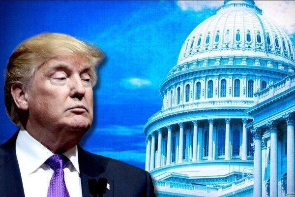 تصویب قطعنامه ای در محکومیت سخنان نژادپرستانه ترامپ در کنگره آمریکا