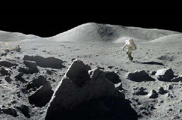 تصاویر پانوراما از فرود آپولو 11 روی ماه