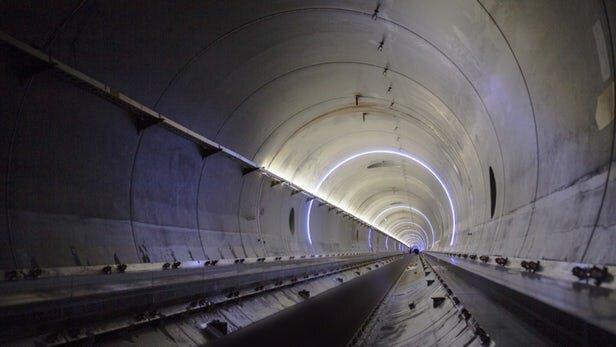 ساخت بلندترین تونل هایپرلوپ جهان در عربستان