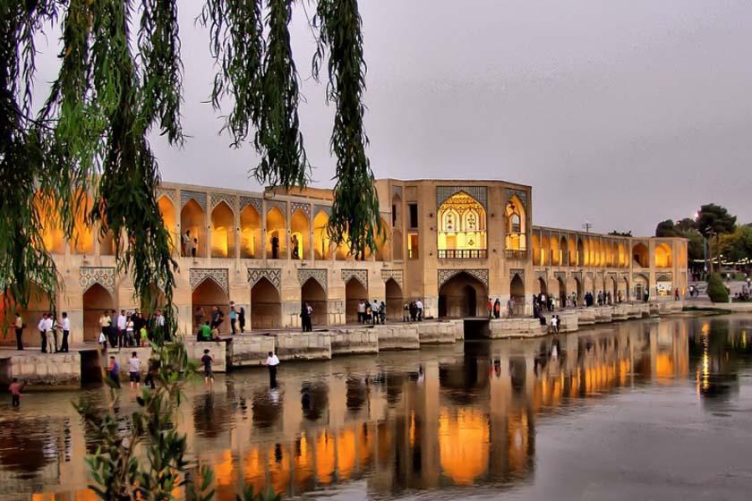 درباره اصفهان بیشتر بدانید