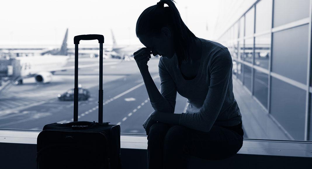 تاخیر در پرواز چه زمانی اتفاق می افتد؟