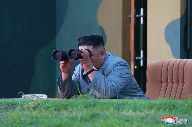 کره شمالی از یک آزمایش موشکی اطلاع داد