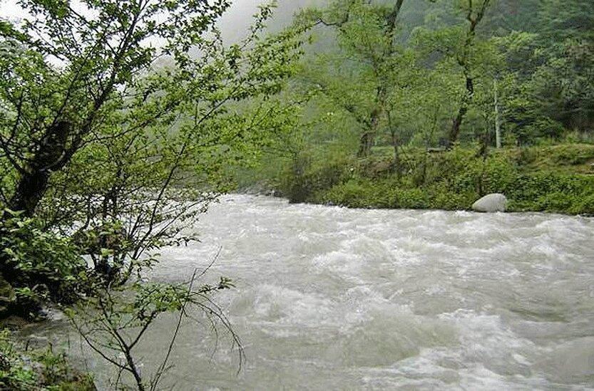 احتمال بالا آمدن آب رودخانه ها در شمال کشور