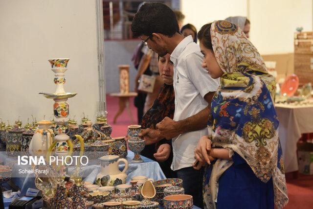 حضور ستفا در سی و دومین نمایشگاه صنایع دستی