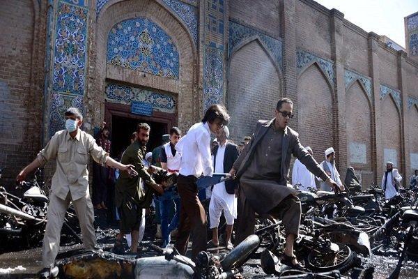 وقوع دو انفجار در شهرهای افغانستان همزمان با عاشورای حسینی