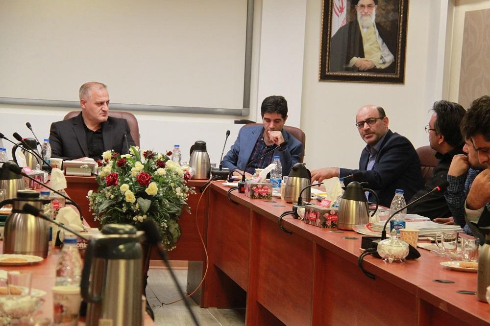 سی و ششمین جلسه مرکز خدمات سرمایه گذاری آذربایجان غربی برگزار گردید