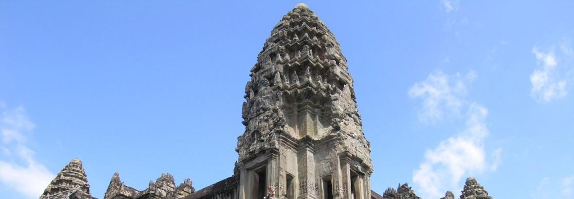 بزرگ ترین عبادتگاه جهان ، معبدی به وسعت 162 هکتار