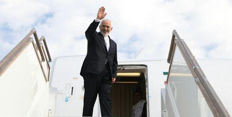 ظریف اسلو را به مقصد پاریس ترک کرد