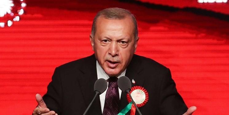 واکنش اردوغان به طرح تحریمی سناتور آمریکایی