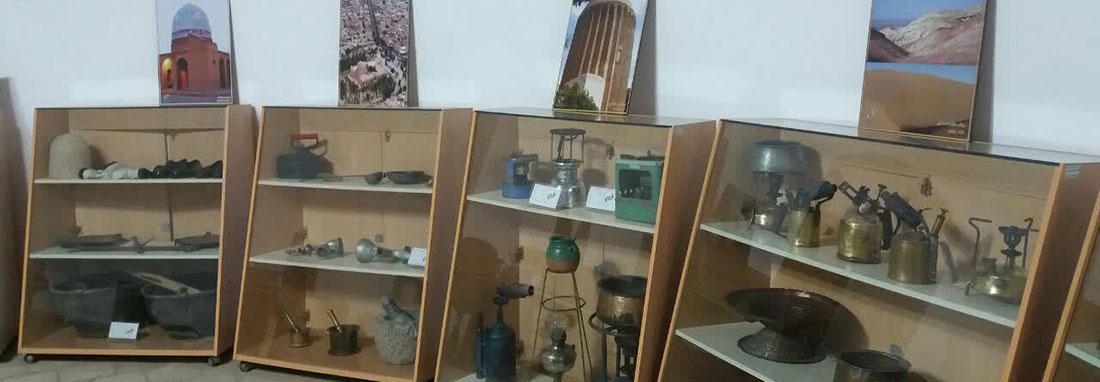 موزه مردم شناسی ورامین تعطیل شد
