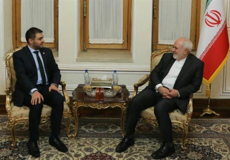 دیدار سفیر مکزیک در تهران با ظریف