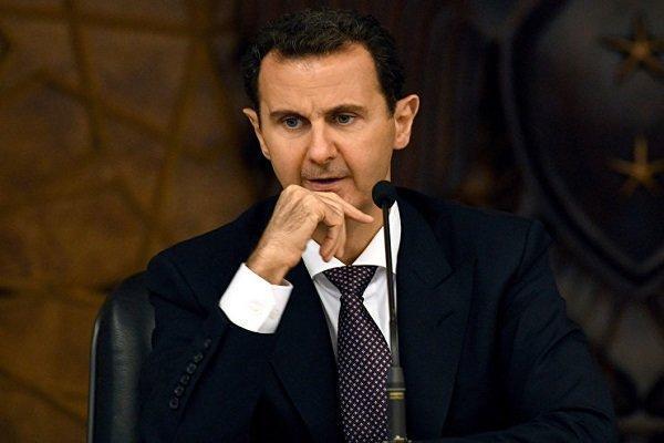 بشار اسد: با تمامی ابزارهای مشروع به تجاوز ترکیه پاسخ می دهیم