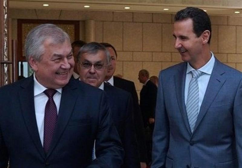 اسد: نیروهای بیگانه باید از سوریه خارج شوند