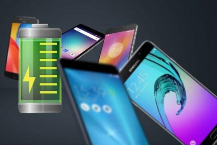 بهترین تلفن های بازار با قویترین باتری ها کدامند؟