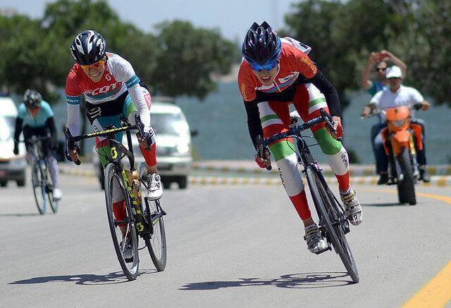 بانوی رکابزن ایران از سهمیه المپیک بی نصیب ماند، معادله ای که درست از آب در نیامد!