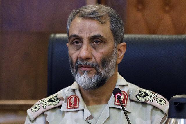 سردار رضایی: امنیت در دو سوی مرز های چهارگانه برقرار است