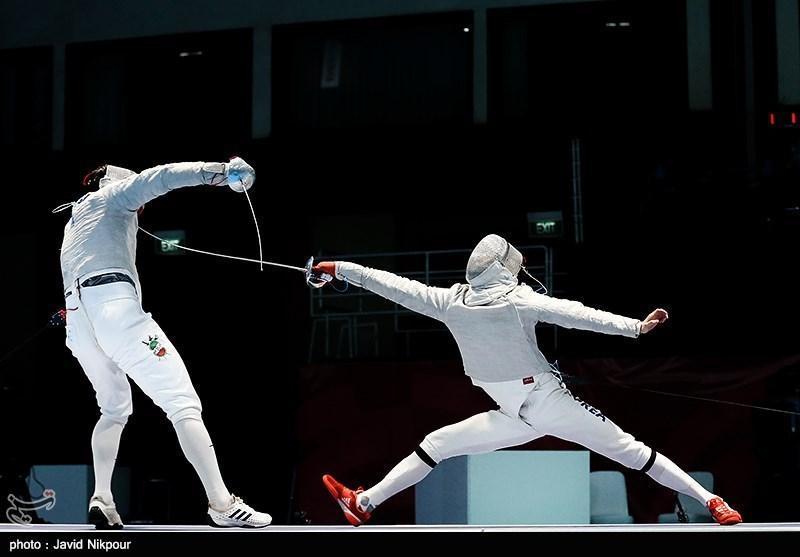 شمشیربازی قهرمانی زیر 23 سال آسیا، هفتمی زاهدی، بهترین نتیجه سابریست های ایران