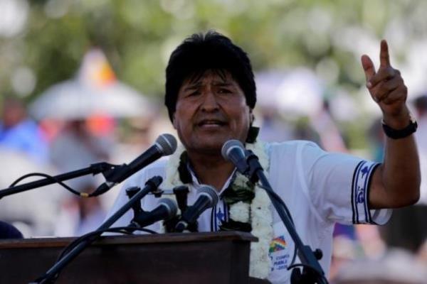 رئیس جمهور بولیوی مخالفانش را به طرح ریزی کودتا متهم کرد
