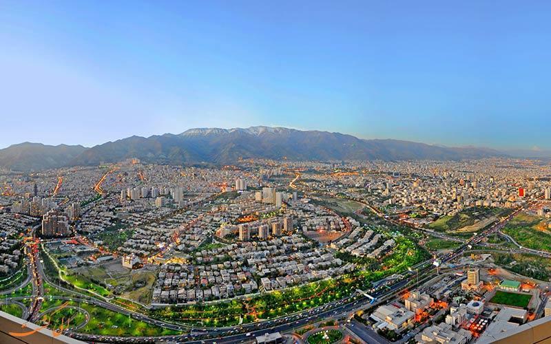 بهترین زمان سفر به تهران