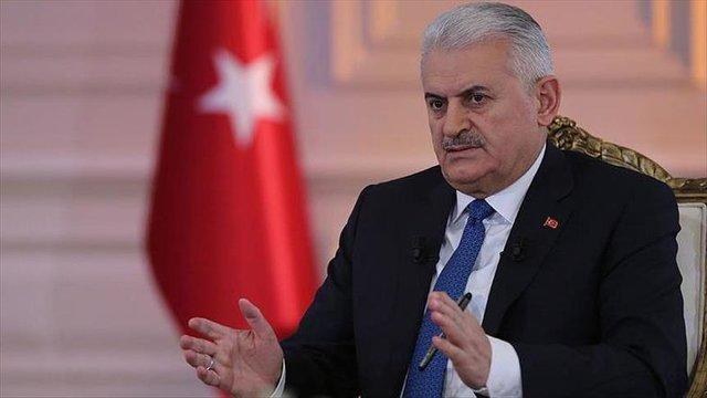 ییلدیریم: با روسیه درباره اس400 به توافق رسیدیم، رفراندوم کردستان باعث جنگ نمی شود