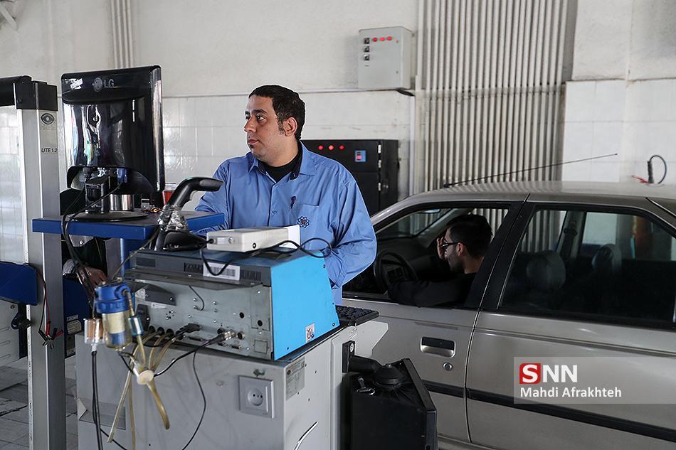 تشدید کنترل شرایط آلایندگی خودرو های سنگین