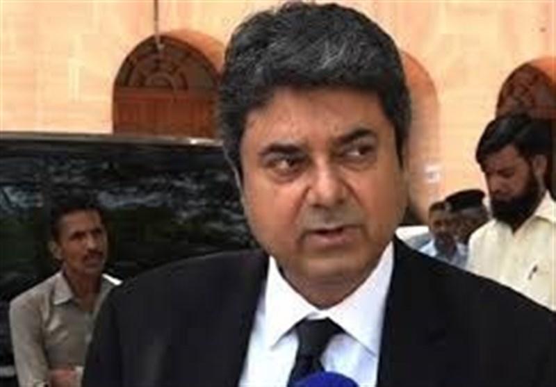 استعفای وزیر قانون پاکستان برای کمک به فرمانده ستاد ارتش