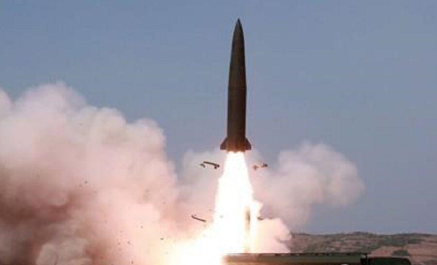 سئول: کره شمالی چند پرتابه از نوع موشک بالستیک شلیک کرد