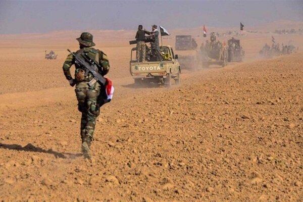 حشد شعبی یورش داعش به دیالی را خنثی کرد