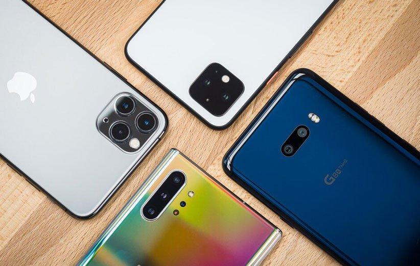 مروری بر مهم ترین خبرهای بازار موبایل در سال 2019