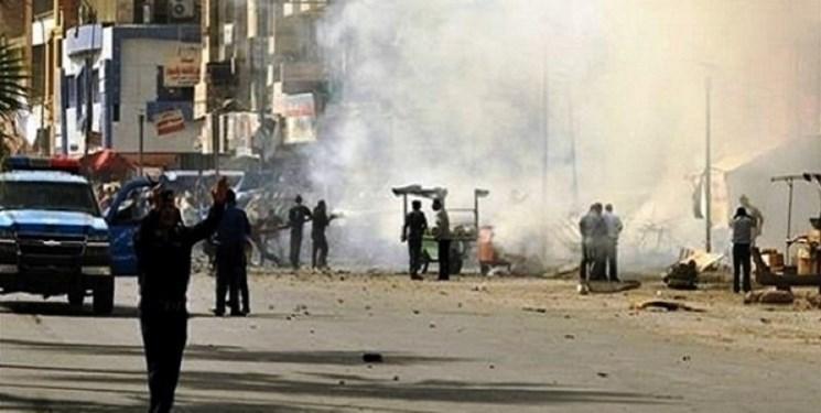 وقوع 4 انفجار در پایتخت عراق