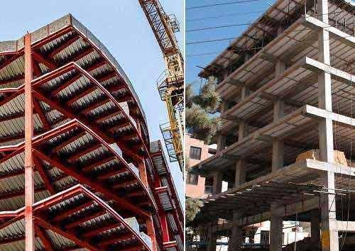 سازه فلزی یا بتنی ، کدام مقاوم تر است ؟