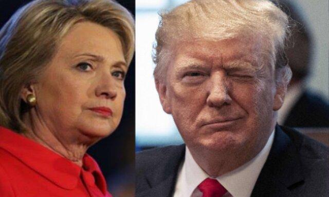 کلینتون: ترامپ قول داده بود آمریکا اول شود!
