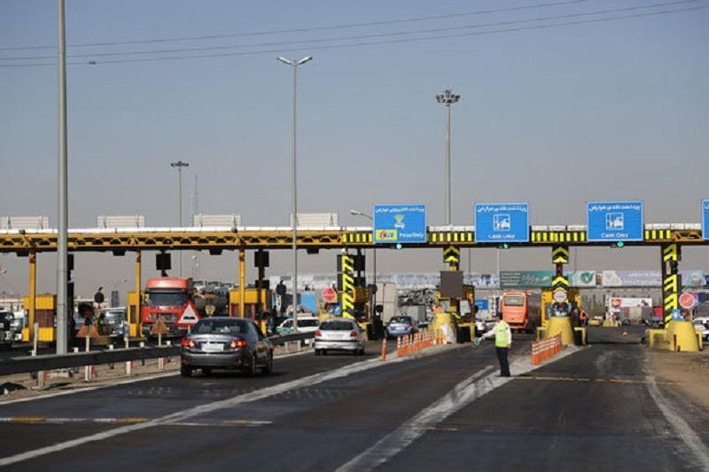 آخرین شرایط ترافیکی در جاده های کشور ، افزایش 14.7 درصدی تردد خودروها