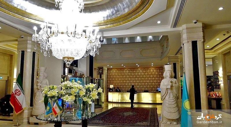هتل اسپیناس خلیج فارس؛هتلی لوکس در تهران برای مشکل پسندان
