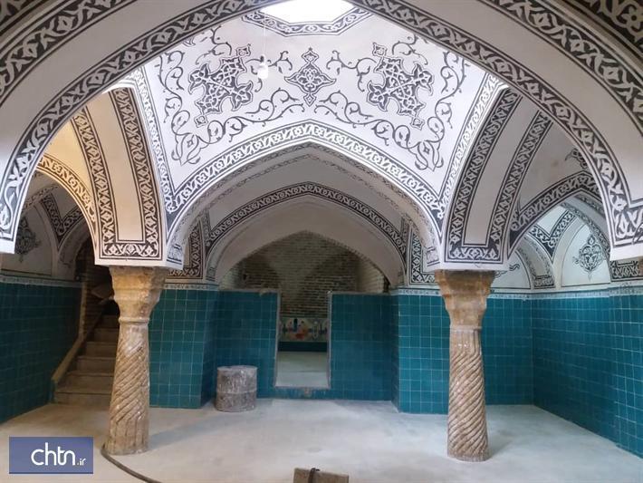 حمام کبابیان همدان تبدیل به سفره خانه سنتی می گردد