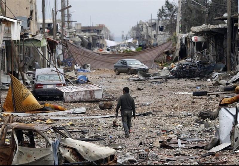 کوشش آمریکا برای ممانعت از امداد رسانی روسیه به سوریه