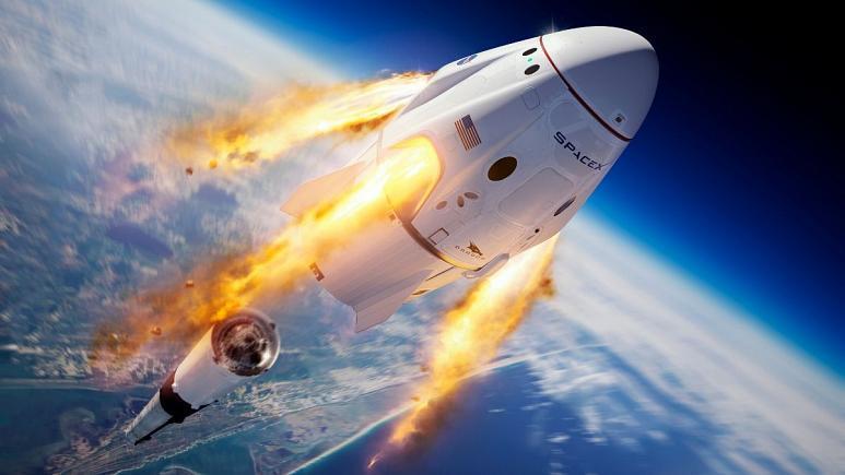 آنچه باید درباره فضاپیمای اسپیس ایکس بدانید